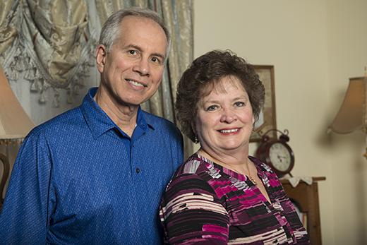Jo Anne and Bill