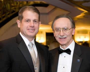 Dr. Kuntz w/ Dr. Mario Zuccarello