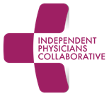 Independent Physicians Collaborative logo with link out