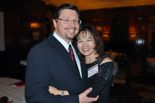 Photo - Drs.  George and Lina Mandybur